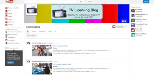 TV Licensing Blog Quiz Of The Year 2016