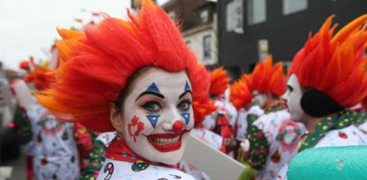 Can You Name These 10 Celebrity Clowns?