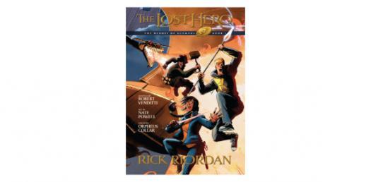 The Lost Hero Novel! Trivia Questions Quiz