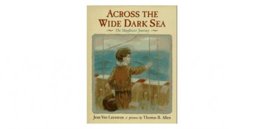 Book Trivia: Across The Wide Dark Sea By Jean Van Leeuwen