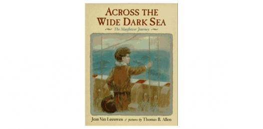 Spelling Quiz: Across The Wide Dark Sea By Jean Van Leeuwen