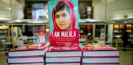 I Am Malala Novel By Malala Yousafzai! Trivia Questions Quiz
