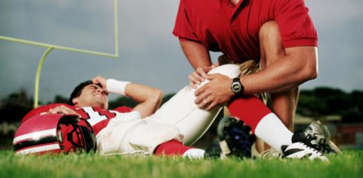 Sports Injury Types! Trivia Questions Quiz