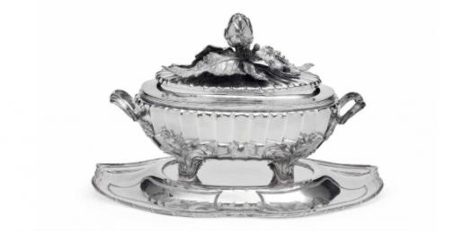 What Do You Know About Germain Royal Soup Tureen
