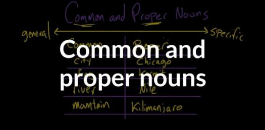 Grammar Quiz: Can You Find The Proper Noun Correctly?