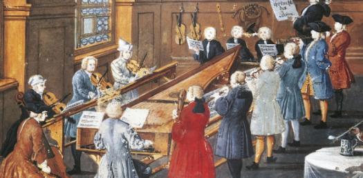 Classical Period In Music