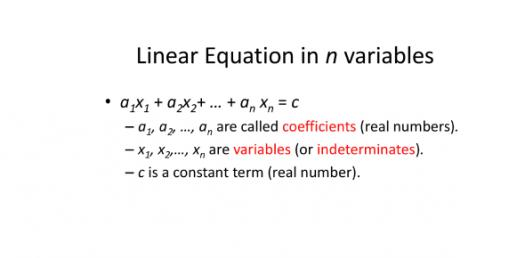 Math Quiz: Can You Pass The Linear Equation Test?
