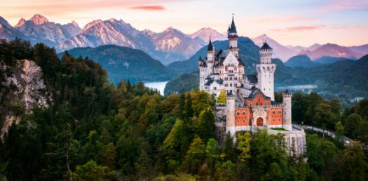 Trivia Quiz On Geography Of Germany And The Alpine Countries!