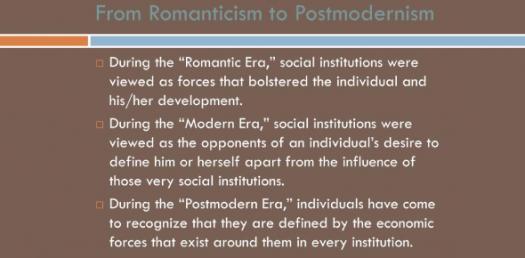 Music 111 Final Exam Practice Quiz: Romanticism To Postmodernism