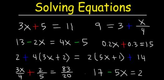 Can You Solve These Basic Equations? Math Trivia Quiz