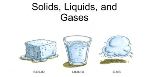 Solids, Liquids, And Gases! Chemistry Trivia Facts Quiz