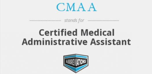 CMAA: Certified Medical Administrative Assistant Exam! Trivia Quiz