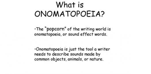Onomatopoeia: Test Your Grammar! Trivia Quiz