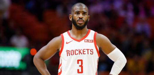 Trivia Quiz About The Famous Basketball Player Chris Paul!