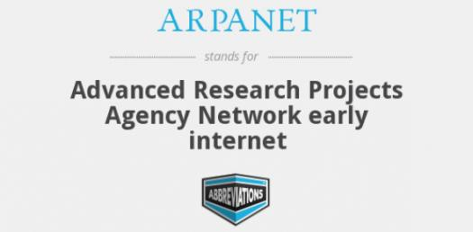 ARPANET: Advanced Research Projects Agency Network! Trivia Quiz