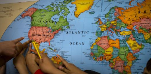 Can You Pass The Geography Test? Trivia Quiz!