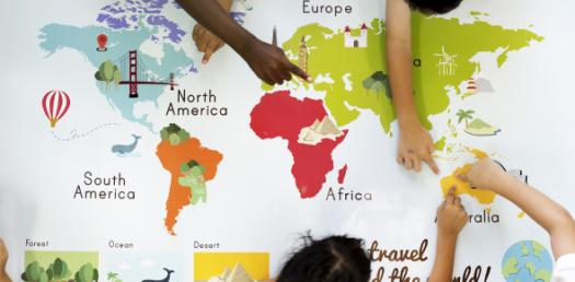Take Some Geography Awareness Trivia Questions! Quiz