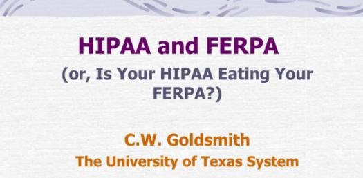 What Do You Know About FERPA And HIPAA? Trivia Quiz