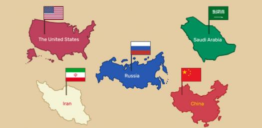 Can You Identify These Countries?