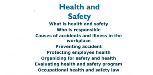 Employee Health And Safety Awareness! Trivia Quiz