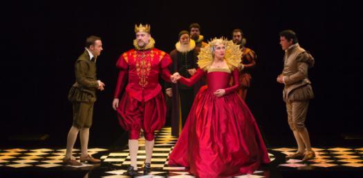 Act 1 And 2 Hamlet Play! Trivia Quiz