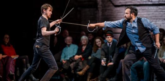 Hamlet Act 2 : Trivia Questions Test! Quiz