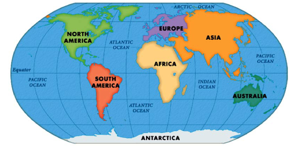 World Geography Ultimate Quiz For 6th Grade! Trivia