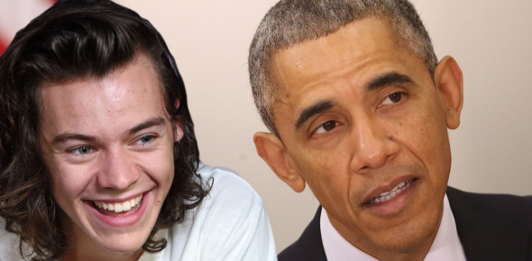 Are You Barack Obama Or Harry Styles?