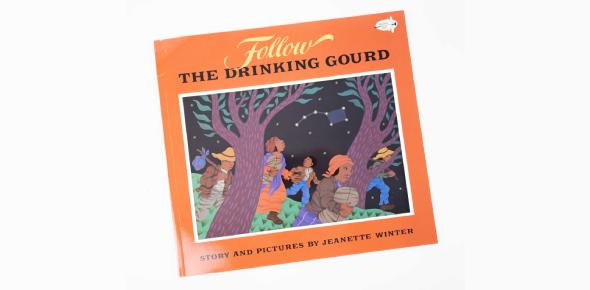 Follow The Drinking Gourd Book! Trivia Quiz