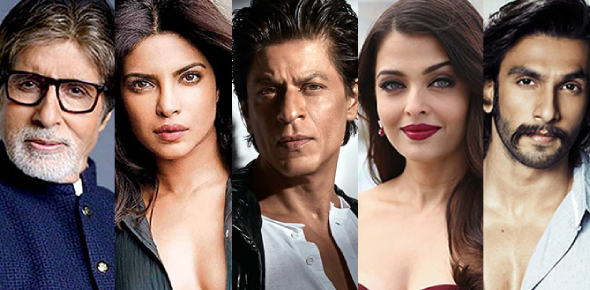 The Bollywood Celebrity Quiz! Trivia
