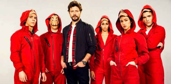 Quiz: Find Out Which Money Heist Character Are You!