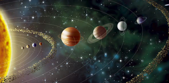 Test Your Knowledge On Solar System! Trivia Questions