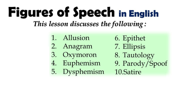 Figure Of Speech Test: Simile, Metaphor, And Personification