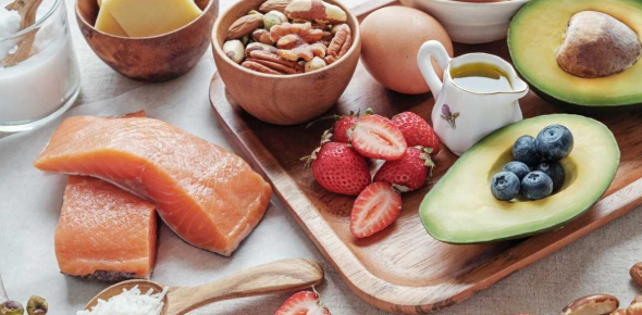 Take The Quiz On Low Fat Foods!