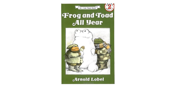 A Trivia Quiz On Frog And Toad All Year! Book