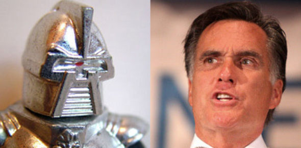 A Fun Quiz On Political Sayings By Mitt Romney And Robot