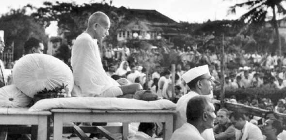 Indian Independence Struggle Trivia Quiz!