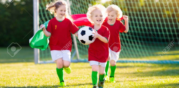 Football For Kids - Quiz