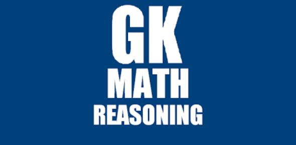 Group 4 - GK & Maths Reasoning - Free Online Model Test