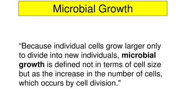 A Quiz On Microbial Growth! Trivia