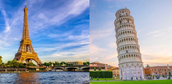 World Famous Landmarks Quiz: Trivia!
