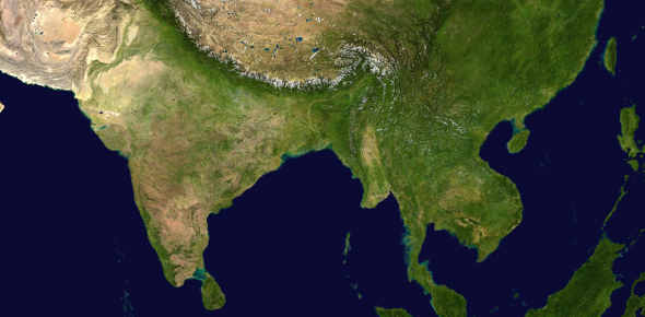 Geography Of India 7th Grade