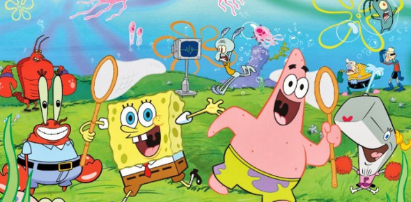 Which Spongebob Character Are You Most Like?