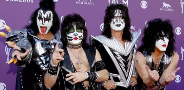 How Well You Know Kiss Rock Band? Trivia Quiz