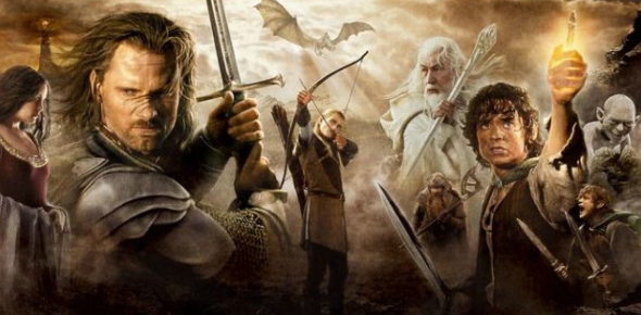 Lotr All Characters Personality Test.