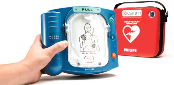 An Automated External Defibrillator (AED) Quiz