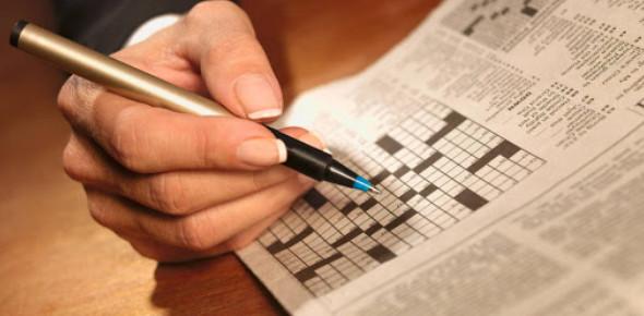 Interesting Quiz On Crosswords