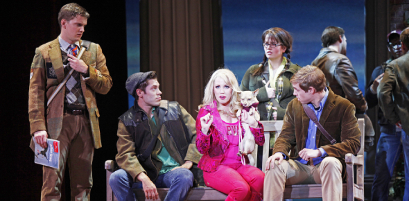 The Legally Blonde Character: Quiz!