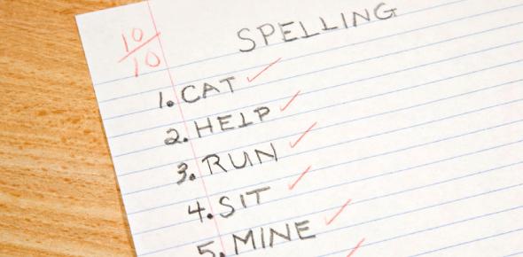 Test Your Spelling! Trivia Quiz