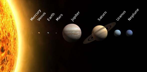 Practice Questions On Solar System! Trivia Quiz
